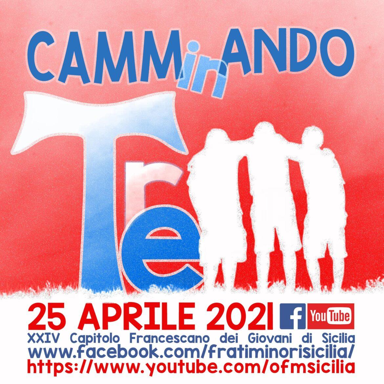 25 Aprile XXIV Capitolo dei giovani di Sicilia insieme ai frati Minori