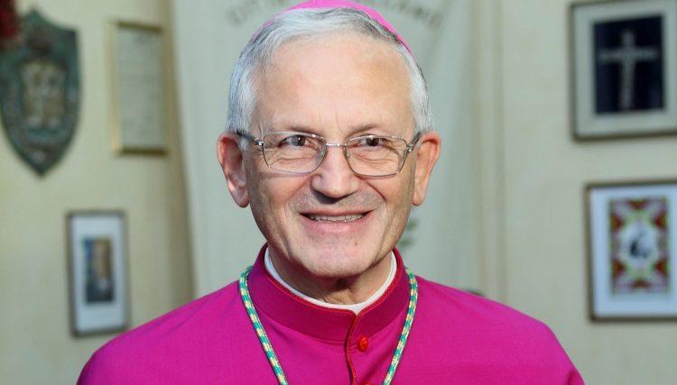 Diocesi di Trapani. Il Vescovo Mons. Fragnelli positivo al covid