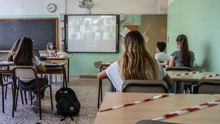 Covid: in scuole 0,43 % alunni positivi