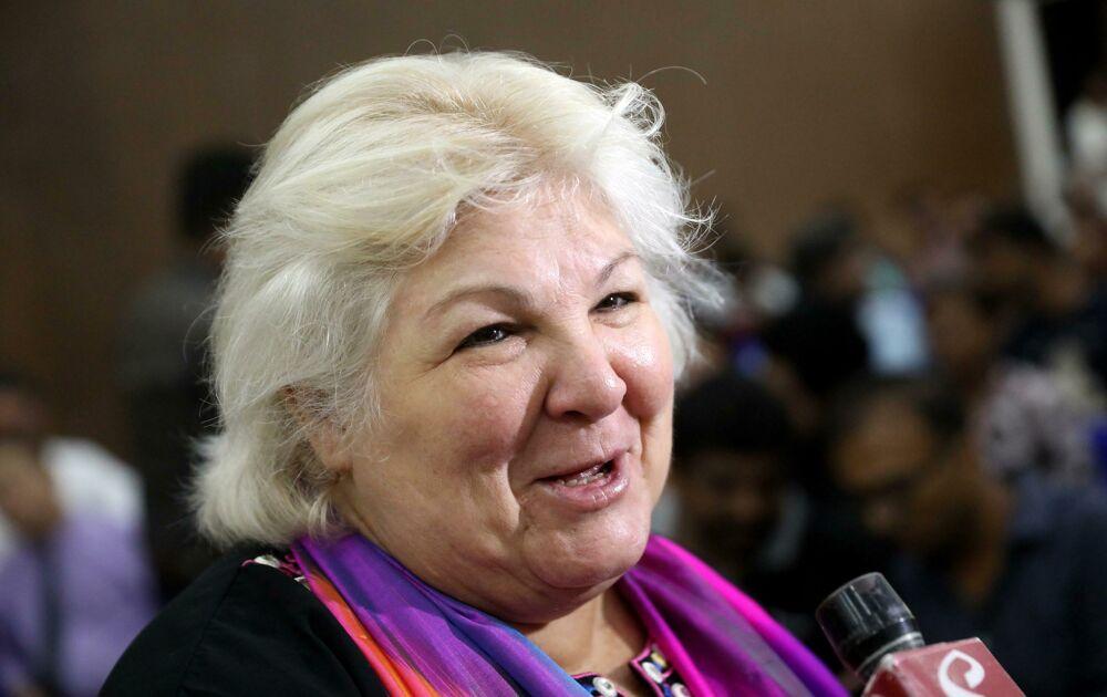 Aleida Guevara a Messina per incontrare la cittadinanza