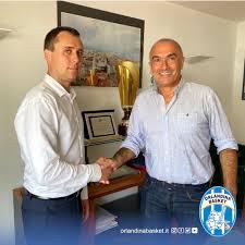 Orlandina Basket: arriva il nuovo allenatore, è Marco Cardani