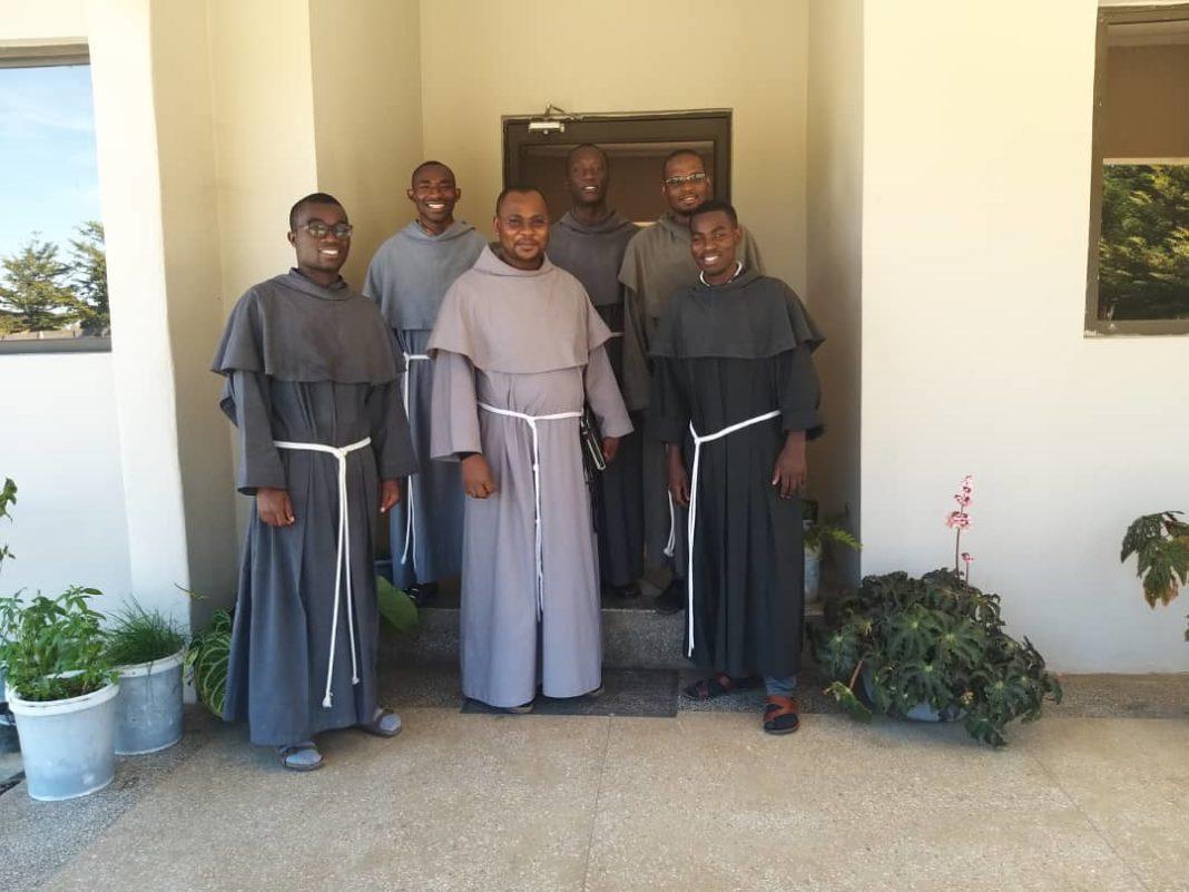 Frati Minori Conventuali, visita fraterna al noviziato e postulato dello Zambia