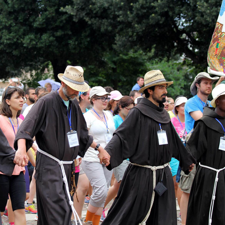 Brasile: gesuiti e francescani uniti dalla Laudato Si' (Video)