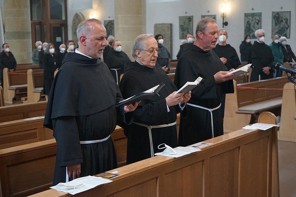 Frati Minori Conventuali: 800° anniversario della presenza francescana in Germania