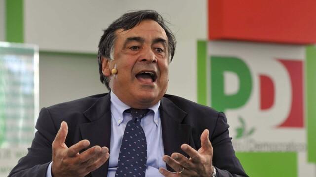 Leoluca Orlando aderisce al Partito Democratico