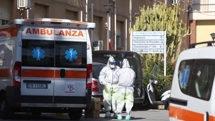 Palermo: paziente ricoverato per Covid si suicida gettandosi dal terzo piano