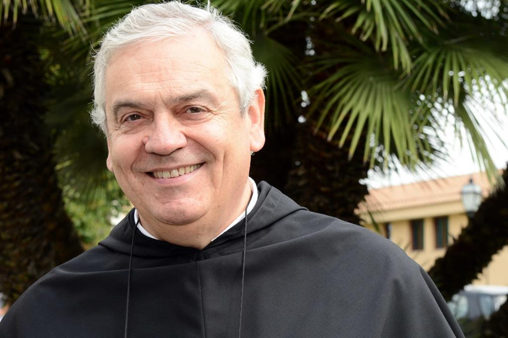Frati Minori di Sicilia, esercizi spirituali predicati da Padre Ermes Ronchi