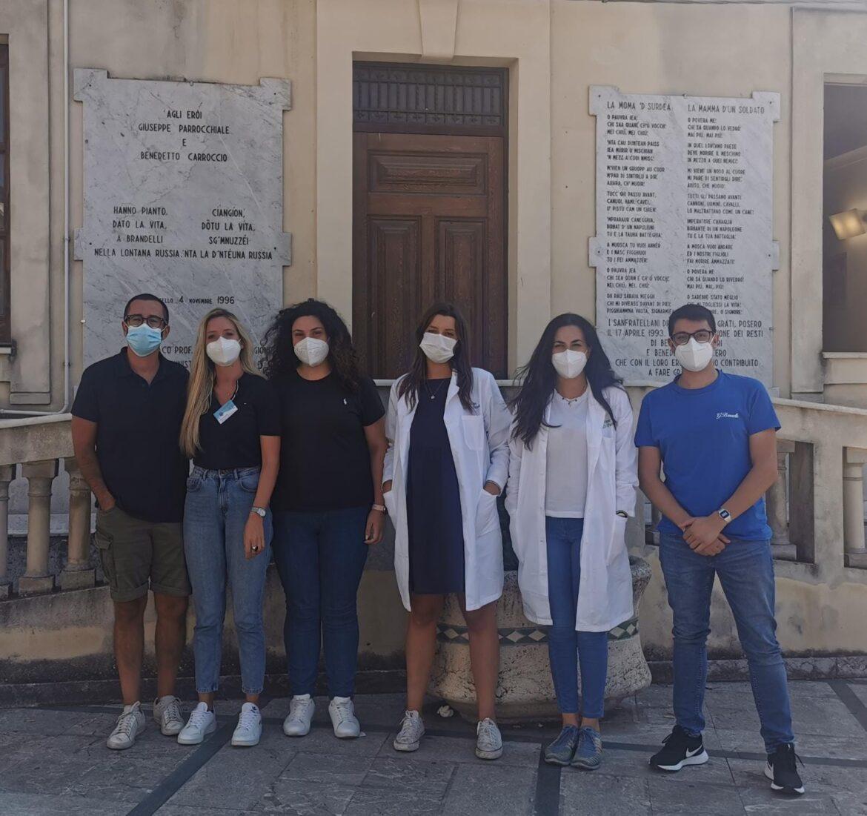 """Covid, giornata di vaccinazioni a San Fratello. La Presidente Morello: """"Vaccini indispensabili"""""""