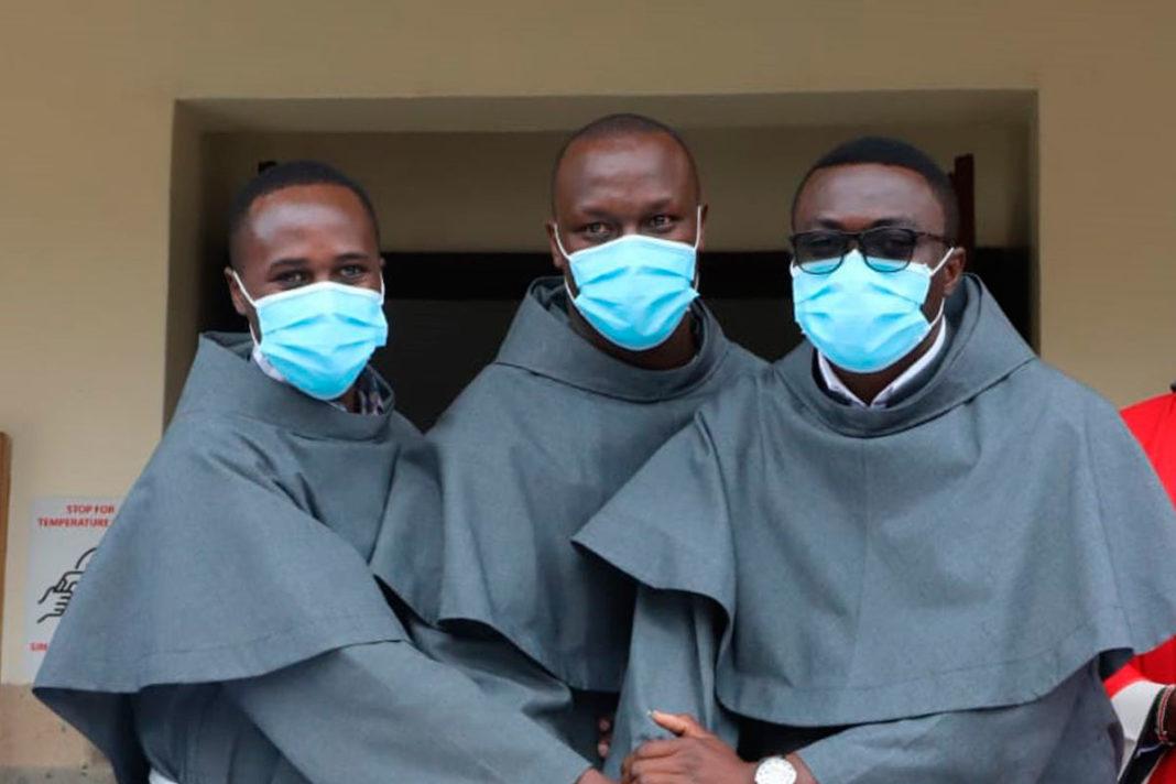 Kenya: Professione solenne nell'Ordine dei Frati Minori Conventuali