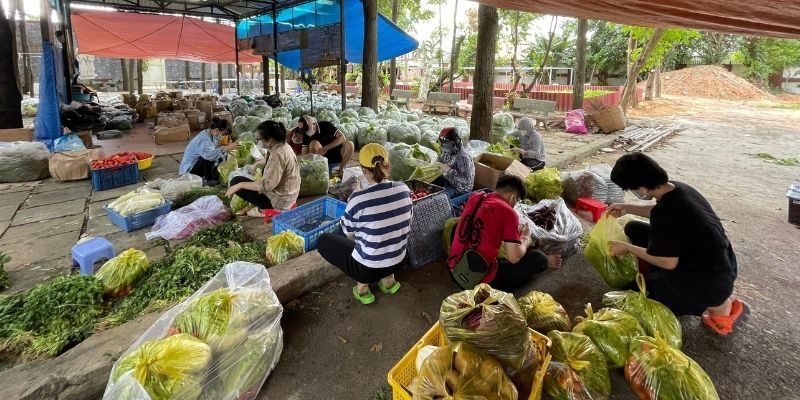 """La risposta dei francescani vietnamiti alla pandemia globale: """"Date loro qualcosa da mangiare"""""""