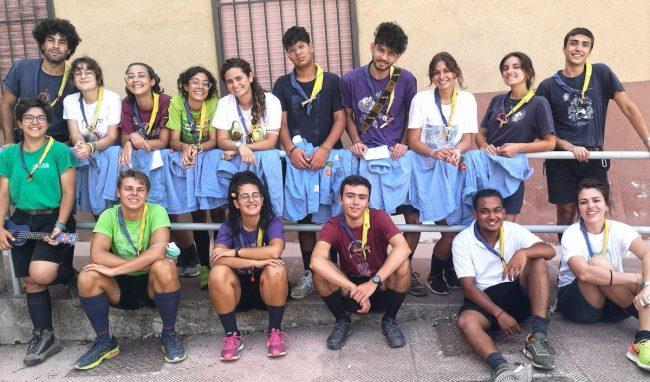 Da Catania a Mazara del Vallo: 16 scout per aiutare chi ha bisogno