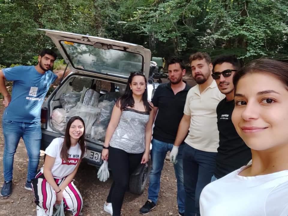 San Fratello: ripulito il bosco grazie al lavoro dei giovani del servizio civile