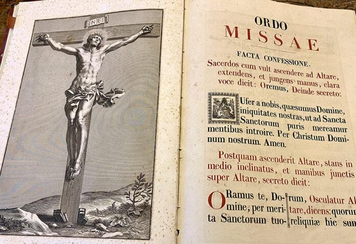 """Diocesi di Agrigento. Mostra: """"Gli antichi libri liturgici della Chiesa Agrigentina XVII-XX secolo"""""""