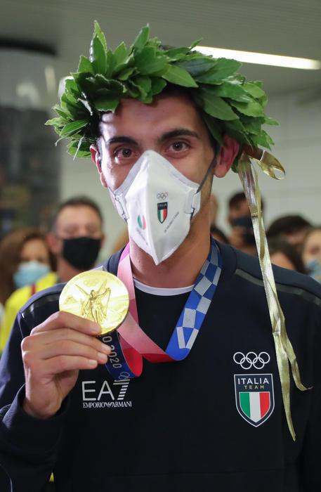 Atletica: Stano oro di Tokyo a Palermo per la Finale Argento