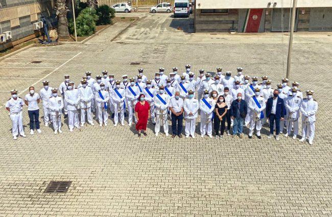 Mazara, omaggiano il Comandante trasferito con una donazione alle mense fraterne