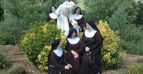 Le sorelle Clarisse ringraziano il Signore per 25 anni di presenza a Castelbuono