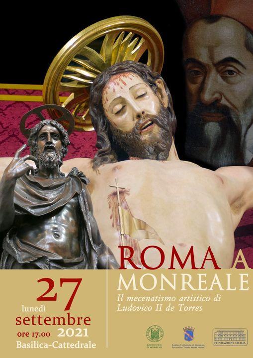 Monreale, restauro del Crocifisso del Duomo: Giornata di di Studio