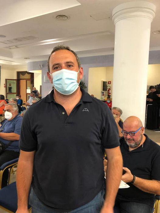 È Carmelo Vitello il nuovo ministro dell'Ordine Francescano Secolare di Sicilia