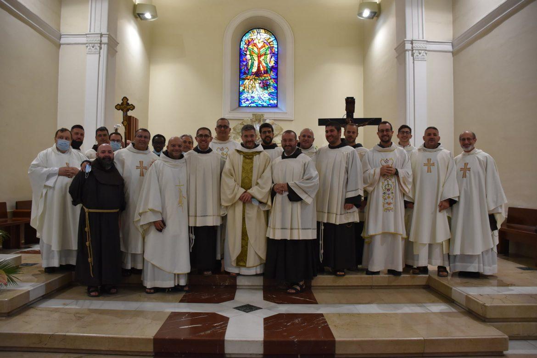 Frati Minori di Sicilia: tre frati ricevono il ministero dell'Accolitato e Lettorato