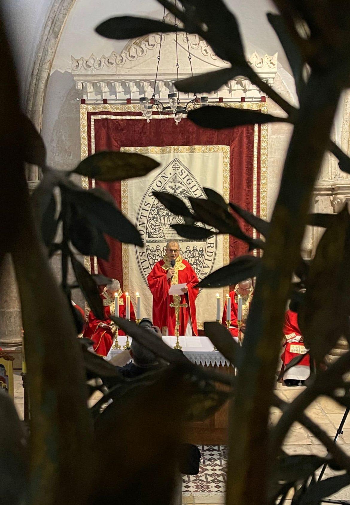 Frati minori: il ministro generale Fusarelli in Terra Santa per la prima volta dalla sua elezione
